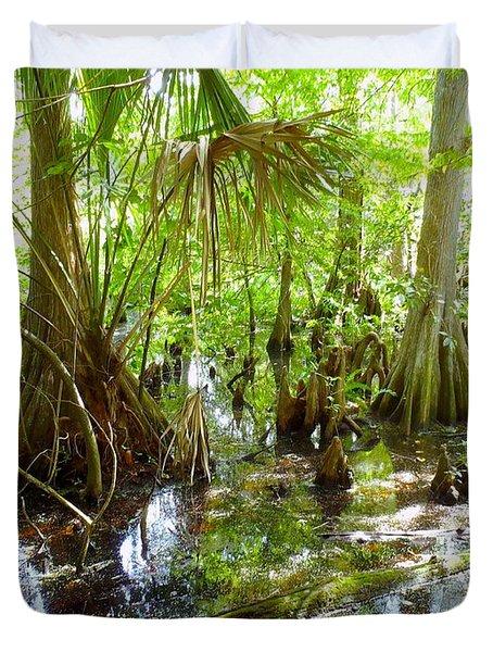 Everglades Duvet Cover