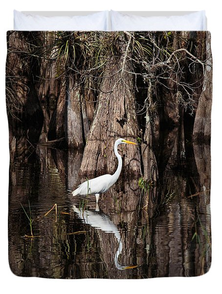 Everglades0419 Duvet Cover