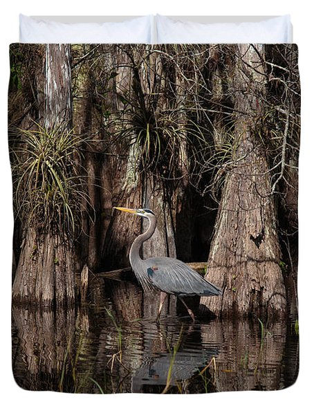 Everglades04414 Duvet Cover