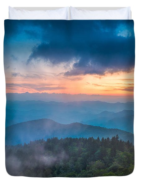 Exhale Duvet Cover