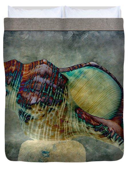 Exotishell 2 Duvet Cover