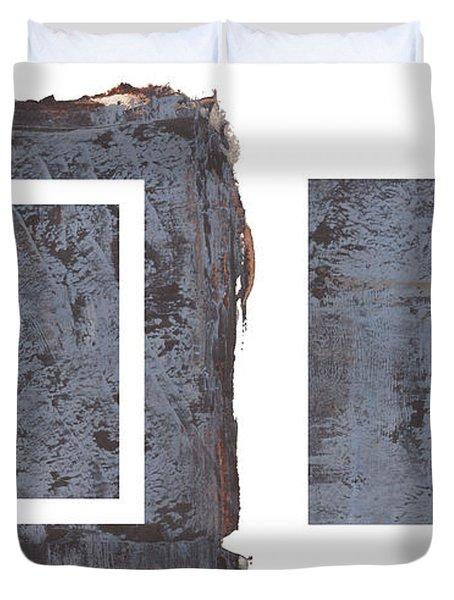 Extraction Vi Duvet Cover by Paul Davenport
