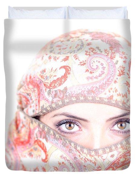 Eyes Duvet Cover