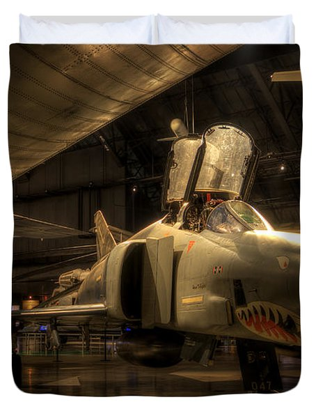 F-4 Phantom Duvet Cover