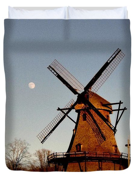 Fabyan Windmill Duvet Cover