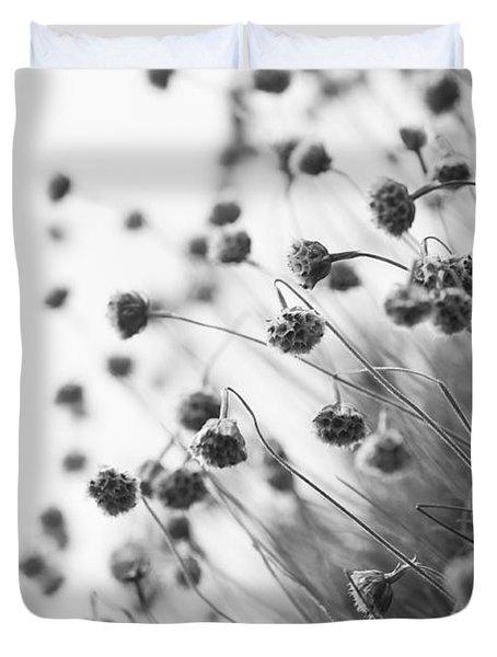 Fading Thrift Duvet Cover by Anne Gilbert