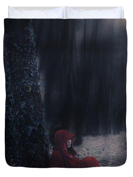 Fairy Tale Duvet Cover by Joana Kruse