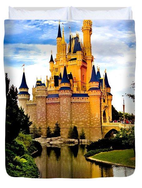 Fairy Tale Twilight Duvet Cover