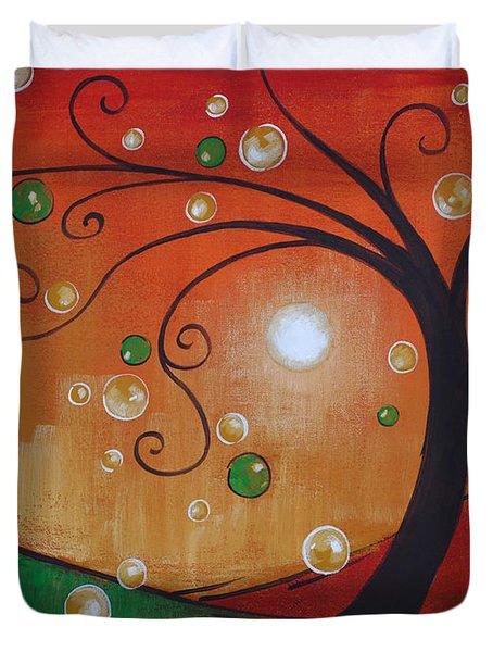 Fairy Tree Duvet Cover