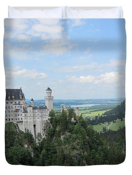 Fairytale Castle - 1 Duvet Cover
