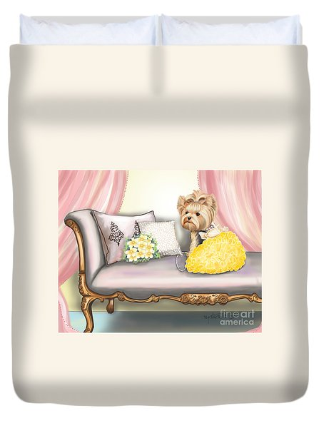 Fairytale  Duvet Cover by Catia Cho
