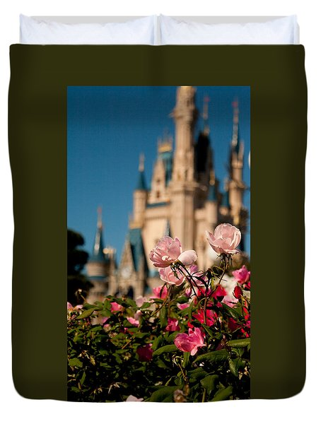 Fairytale Garden Duvet Cover