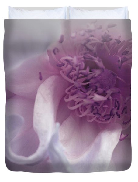 Duvet Cover featuring the photograph Fairytale Romance by The Art Of Marilyn Ridoutt-Greene