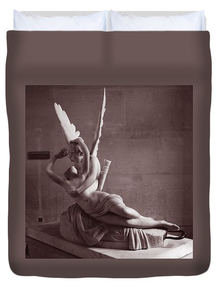 Duvet Cover featuring the photograph Faith  by Joe Schofield