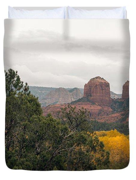 Fall Color Sedona 0495 Duvet Cover