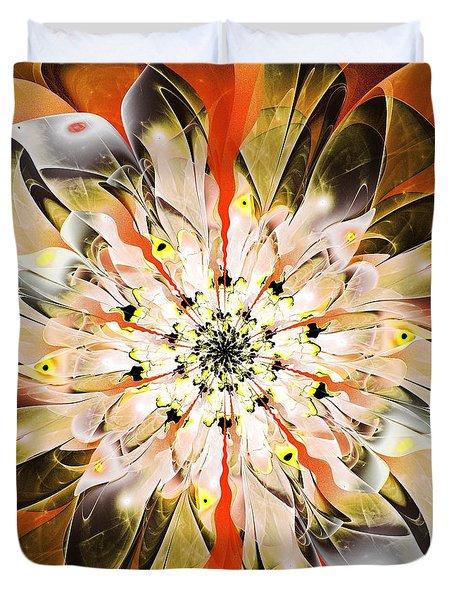 Fascinating Duvet Cover by Anastasiya Malakhova