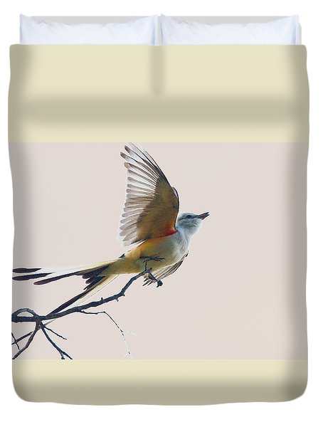 Fast Get Away Duvet Cover