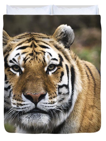 Fearless Duvet Cover