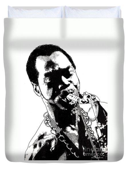 Fela Kuti Duvet Cover