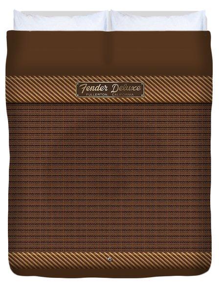 Fender Deluxe Duvet Cover