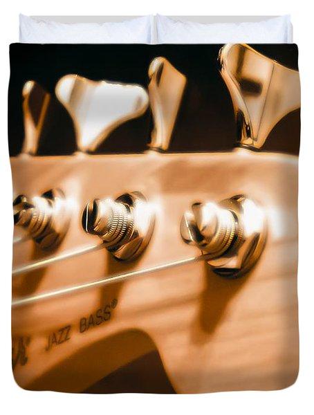 Fender Jazz Duvet Cover