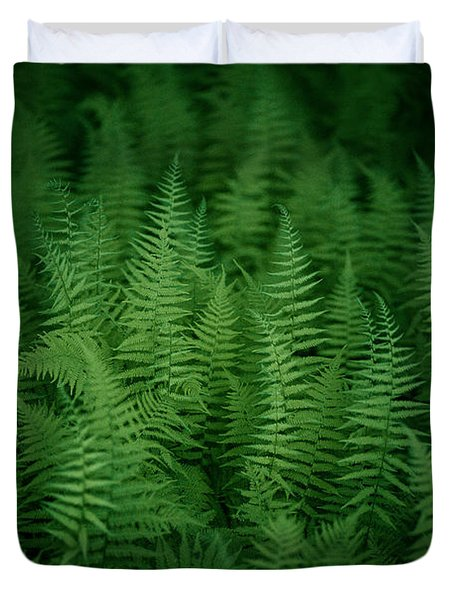 Fern Bed Duvet Cover