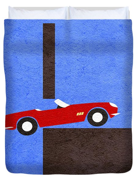 Ferris Bueller's Day Off Duvet Cover