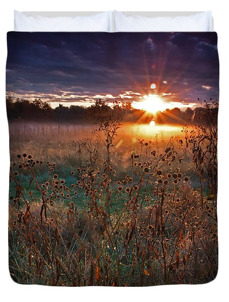 Field Of Dreams Duvet Cover