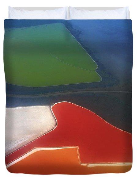 Fields Duvet Cover