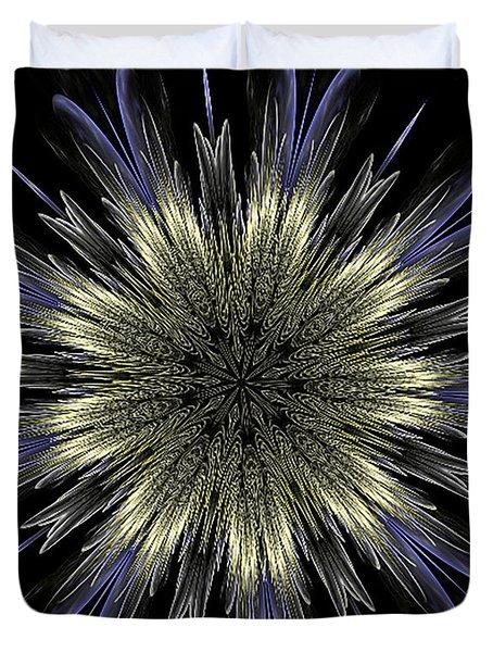 Fine Elegance Mandala Duvet Cover