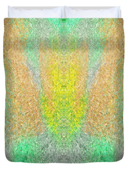 Firefly Duvet Cover by Christopher Gaston