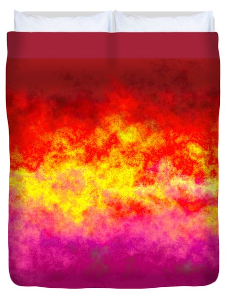 Firestarter Duvet Cover