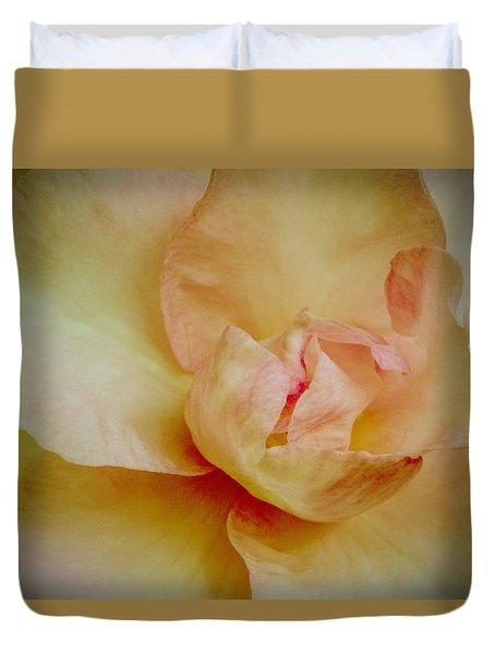 First Blush Duvet Cover
