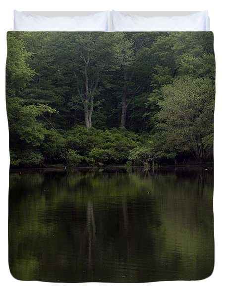 Fishing Adventure Duvet Cover