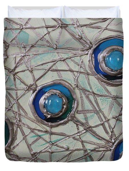 Five Circles Duvet Cover