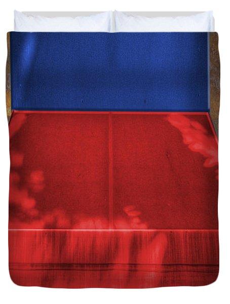 Five Duvet Cover by Paul Wear
