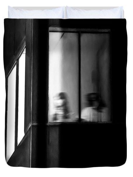 Five Windows Duvet Cover by Bob Orsillo