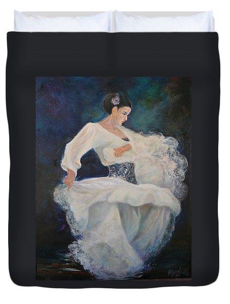 Flamenco 2 Duvet Cover