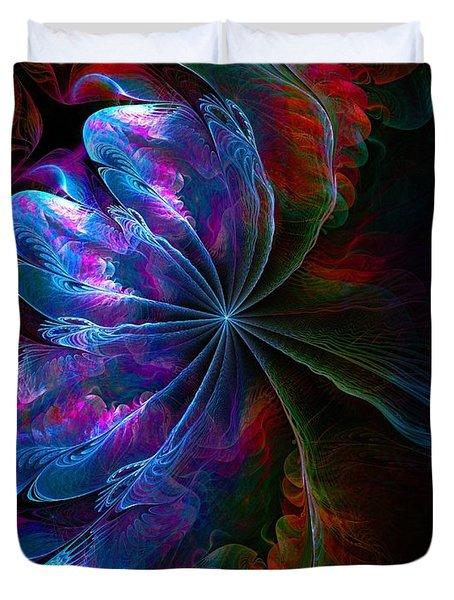 Flamenco Duvet Cover by Amanda Moore
