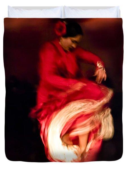 Flamenco Series 1 Duvet Cover