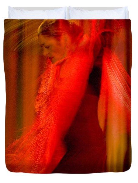Flamenco Series 10 Duvet Cover