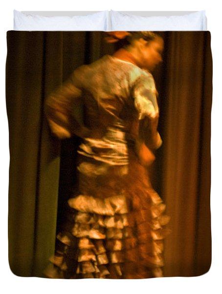 Flamenco Series 14 Duvet Cover
