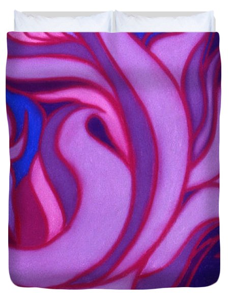 Flames Duvet Cover