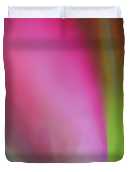 Flaming Tulip Duvet Cover