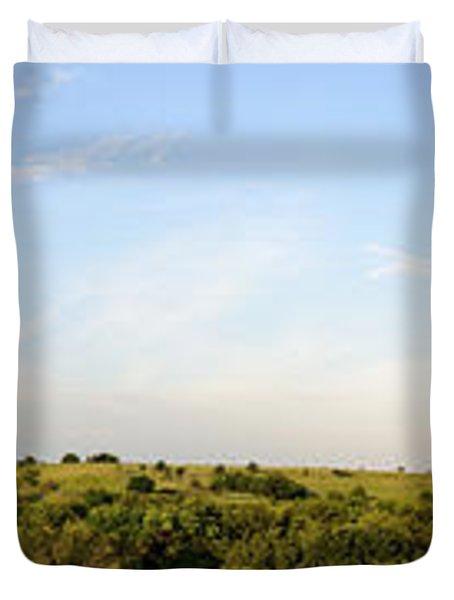 Flint Hills 2 Duvet Cover