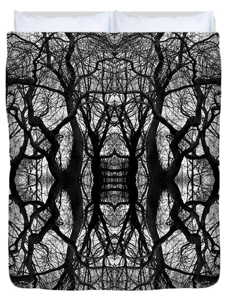 Tree No. 11 Duvet Cover