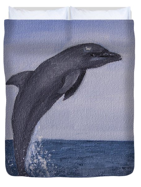 Flipper Duvet Cover