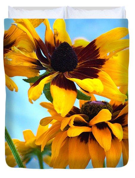 Floral 1 Duvet Cover