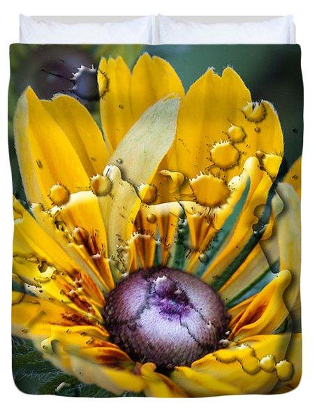 Floral 3 Duvet Cover