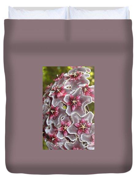 Floral Presence - Signed Duvet Cover